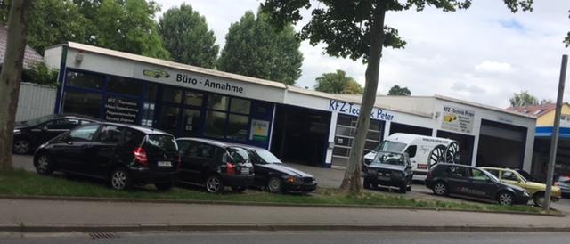 Werkstatt KFZ-Technik Peter